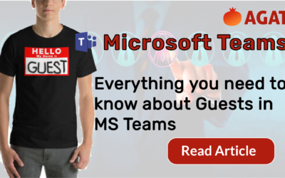 Everything you need to know about Guests in MS Teams
